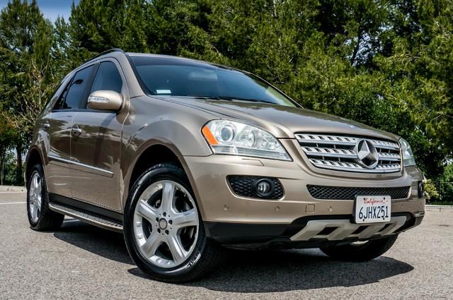2008 Mercedes-Benz ML350 4WD - P1 PKG - NAVI - 87K MILES Reseda, CA 49