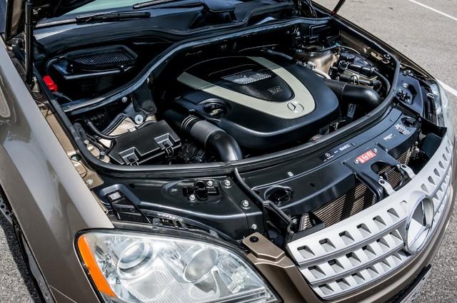 2008 Mercedes-Benz ML350 4WD - P1 PKG - NAVI - 87K MILES Reseda, CA 43