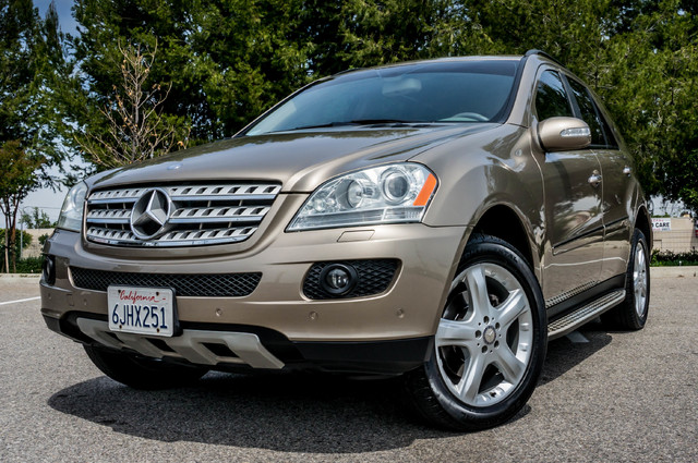 2008 Mercedes-Benz ML350 4WD - P1 PKG - NAVI - 87K MILES Reseda, CA 45