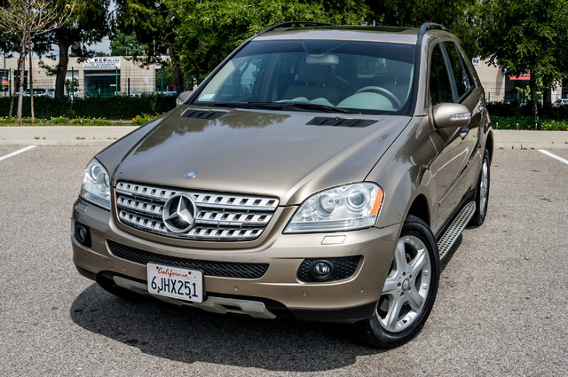 2008 Mercedes-Benz ML350 4WD - P1 PKG - NAVI - 87K MILES Reseda, CA 46