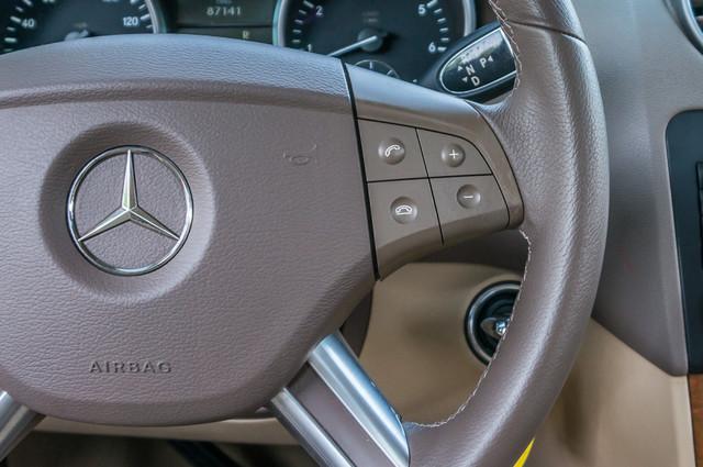 2008 Mercedes-Benz ML350 4WD - P1 PKG - NAVI - 87K MILES Reseda, CA 21