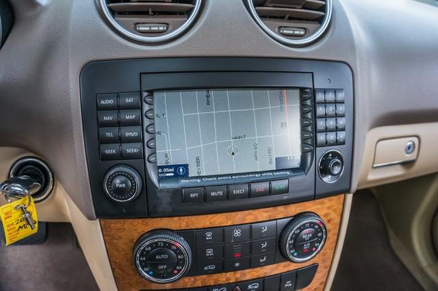 2008 Mercedes-Benz ML350 4WD - P1 PKG - NAVI - 87K MILES Reseda, CA 25