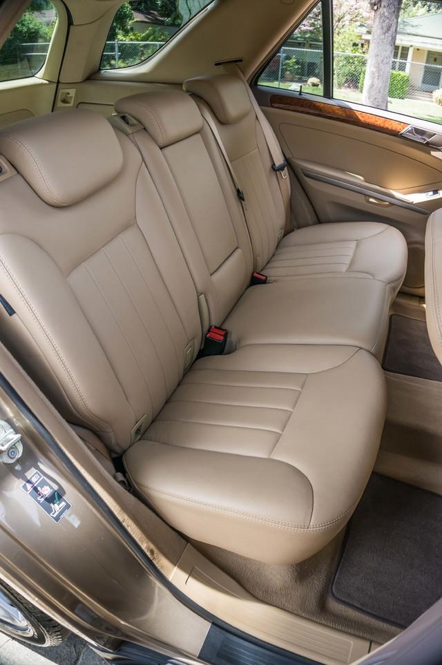 2008 Mercedes-Benz ML350 4WD - P1 PKG - NAVI - 87K MILES Reseda, CA 35