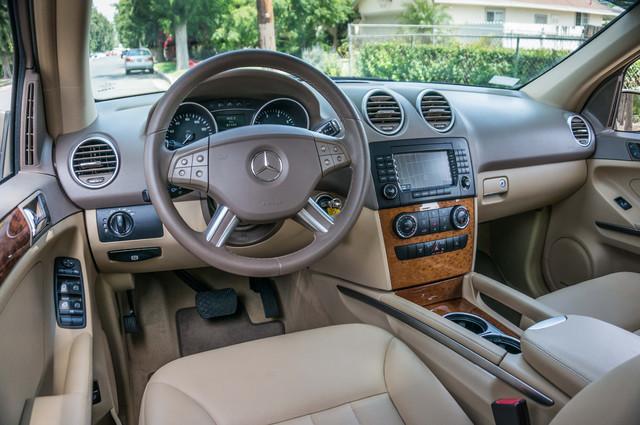 2008 Mercedes-Benz ML350 4WD - P1 PKG - NAVI - 87K MILES Reseda, CA 30
