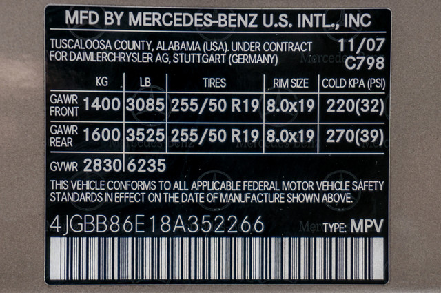 2008 Mercedes-Benz ML350 4WD - P1 PKG - NAVI - 87K MILES Reseda, CA 44