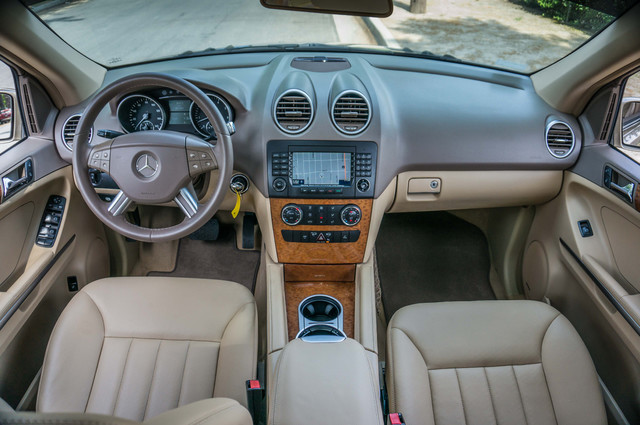 2008 Mercedes-Benz ML350 4WD - P1 PKG - NAVI - 87K MILES Reseda, CA 18