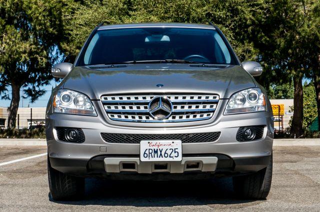 2008 Mercedes-Benz ML350 3.5L Reseda, CA 2