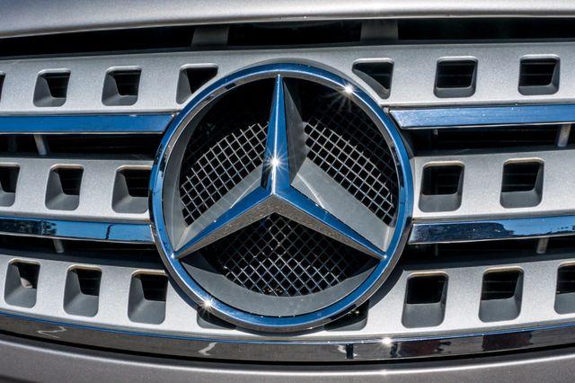 2008 Mercedes-Benz ML350 3.5L Reseda, CA 44
