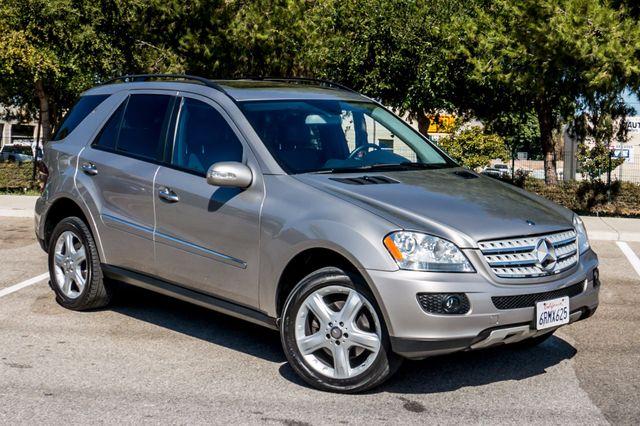 2008 Mercedes-Benz ML350 3.5L Reseda, CA 42