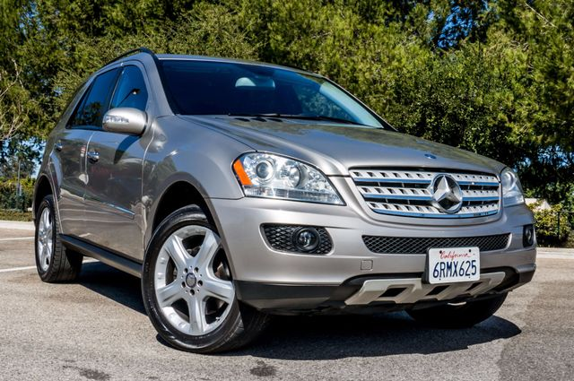 2008 Mercedes-Benz ML350 3.5L Reseda, CA 41