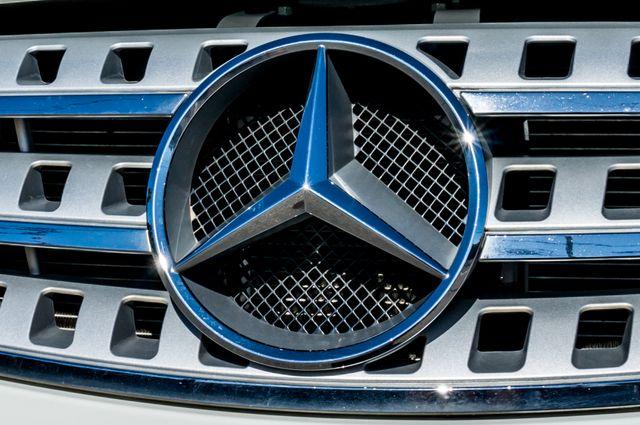 2008 Mercedes-Benz ML350 3.5L Reseda, CA 49