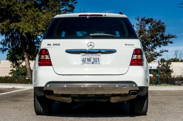 2008 Mercedes-Benz ML350 3.5L Reseda, CA 7