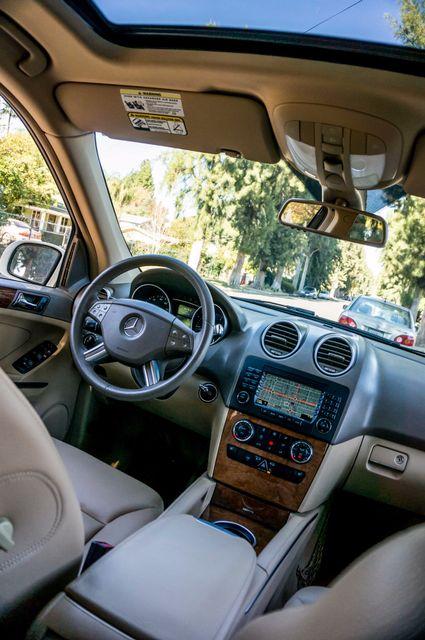 2008 Mercedes-Benz ML350 3.5L Reseda, CA 37