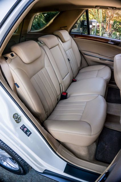 2008 Mercedes-Benz ML350 3.5L Reseda, CA 34