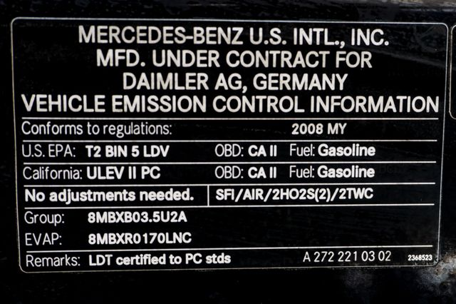 2008 Mercedes-Benz ML350 3.5L Reseda, CA 41