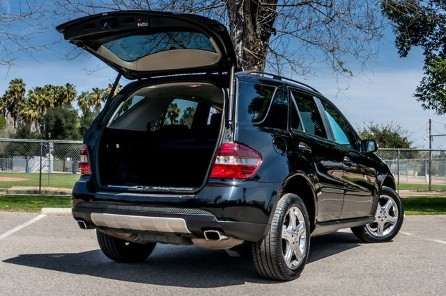 2008 Mercedes-Benz ML350 3.5L Reseda, CA 11