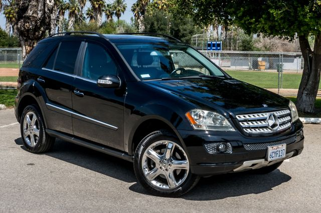 2008 Mercedes-Benz ML350 3.5L Reseda, CA 49