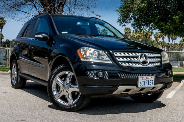 2008 Mercedes-Benz ML350 3.5L Reseda, CA 48