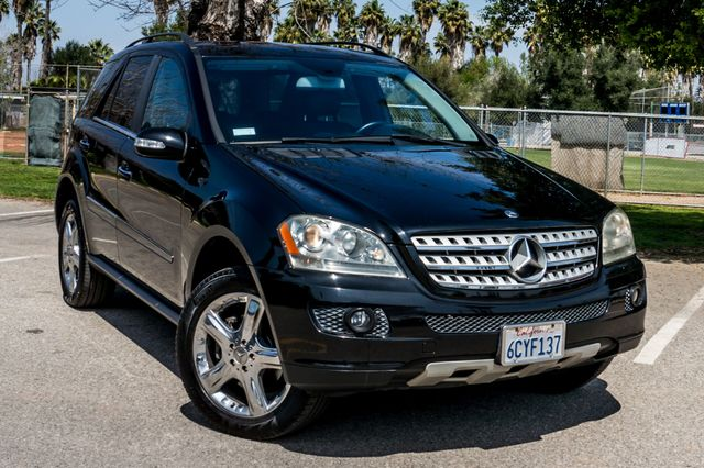 2008 Mercedes-Benz ML350 3.5L Reseda, CA 47