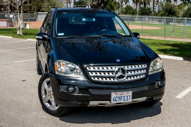 2008 Mercedes-Benz ML350 3.5L Reseda, CA 46