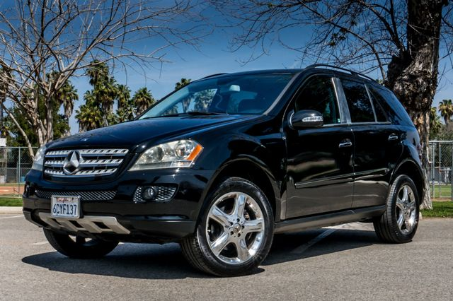 2008 Mercedes-Benz ML350 3.5L Reseda, CA 1