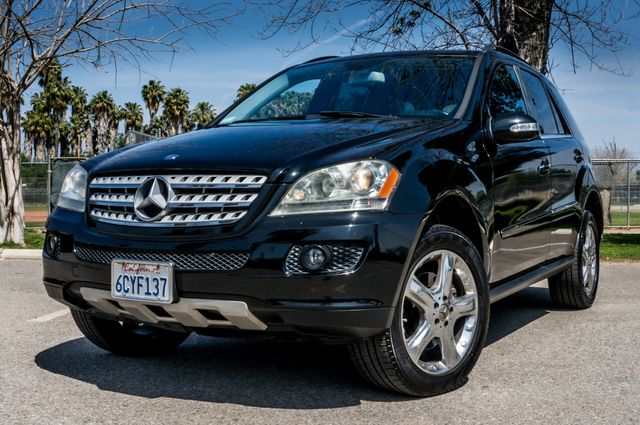 2008 Mercedes-Benz ML350 3.5L Reseda, CA 43