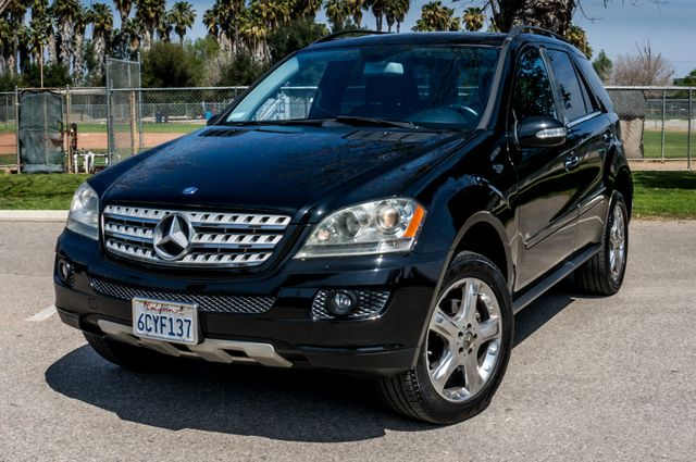 2008 Mercedes-Benz ML350 3.5L Reseda, CA 44