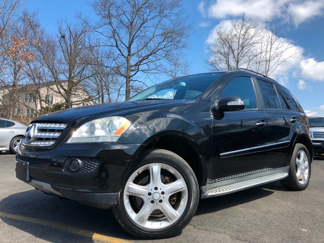 2008 Mercedes-Benz ML350 3.5L Sterling, Virginia 0