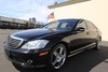 2008 Mercedes-Benz S550* AMG PKG* CHROMES* MOONROOF* BACK UP WOODGRAIN* LEATHER* LOW MILES* 1 OWN* WONT LAST Las Vegas, Nevada