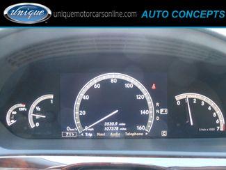 2008 Mercedes-Benz S550 5.5L V8 Bridgeville, Pennsylvania 11