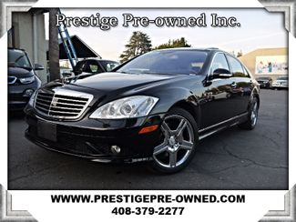2008 Mercedes-Benz S550 in Campbell CA