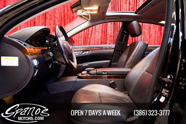 2008 Mercedes-Benz S550 5.5L V8 Daytona Beach, FL 19