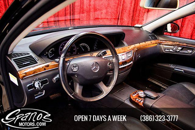2008 Mercedes-Benz S550 5.5L V8 Daytona Beach, FL 20