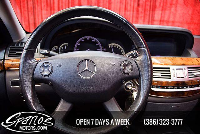 2008 Mercedes-Benz S550 5.5L V8 Daytona Beach, FL 21
