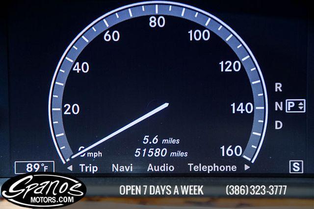 2008 Mercedes-Benz S550 5.5L V8 Daytona Beach, FL 23