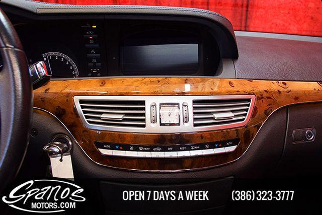 2008 Mercedes-Benz S550 5.5L V8 Daytona Beach, FL 26