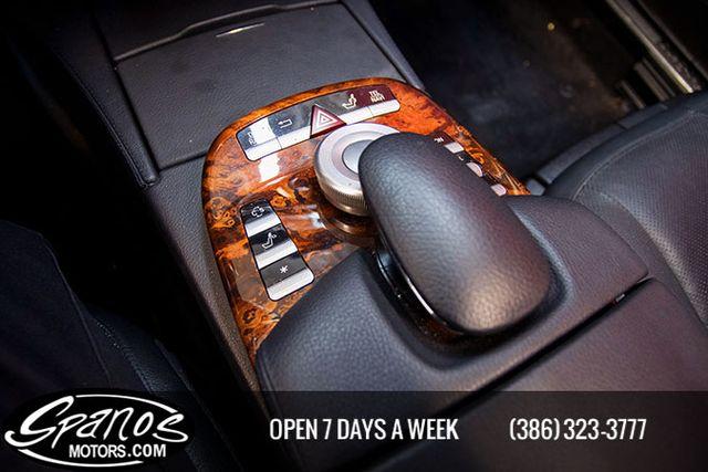 2008 Mercedes-Benz S550 5.5L V8 Daytona Beach, FL 36