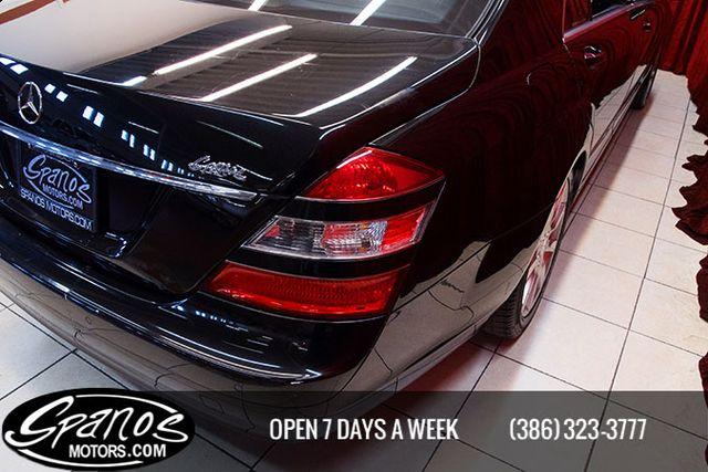 2008 Mercedes-Benz S550 5.5L V8 Daytona Beach, FL 13