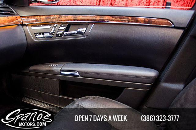 2008 Mercedes-Benz S550 5.5L V8 Daytona Beach, FL 39