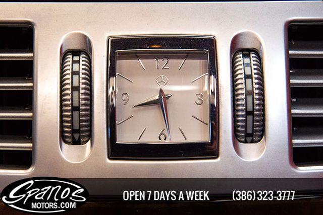 2008 Mercedes-Benz S550 5.5L V8 Daytona Beach, FL 28