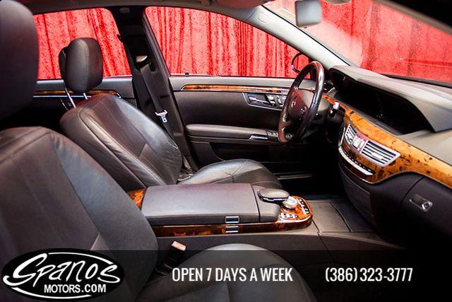 2008 Mercedes-Benz S550 5.5L V8 Daytona Beach, FL 40
