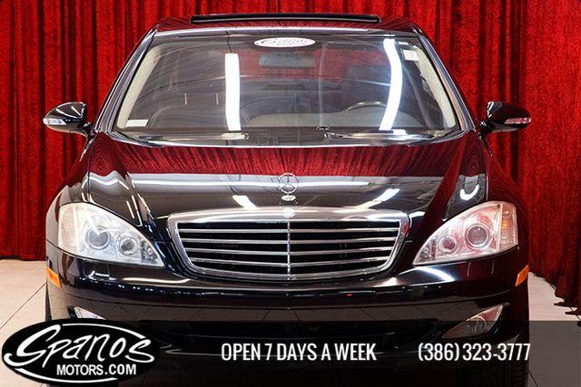 2008 Mercedes-Benz S550 5.5L V8 Daytona Beach, FL 3