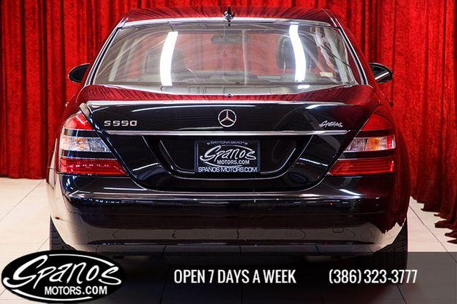 2008 Mercedes-Benz S550 5.5L V8 Daytona Beach, FL 4