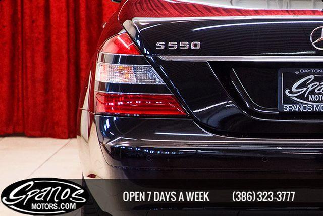 2008 Mercedes-Benz S550 5.5L V8 Daytona Beach, FL 10