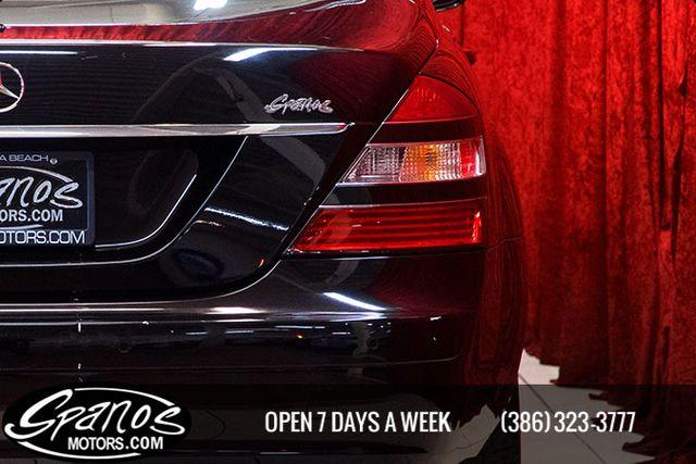 2008 Mercedes-Benz S550 5.5L V8 Daytona Beach, FL 11