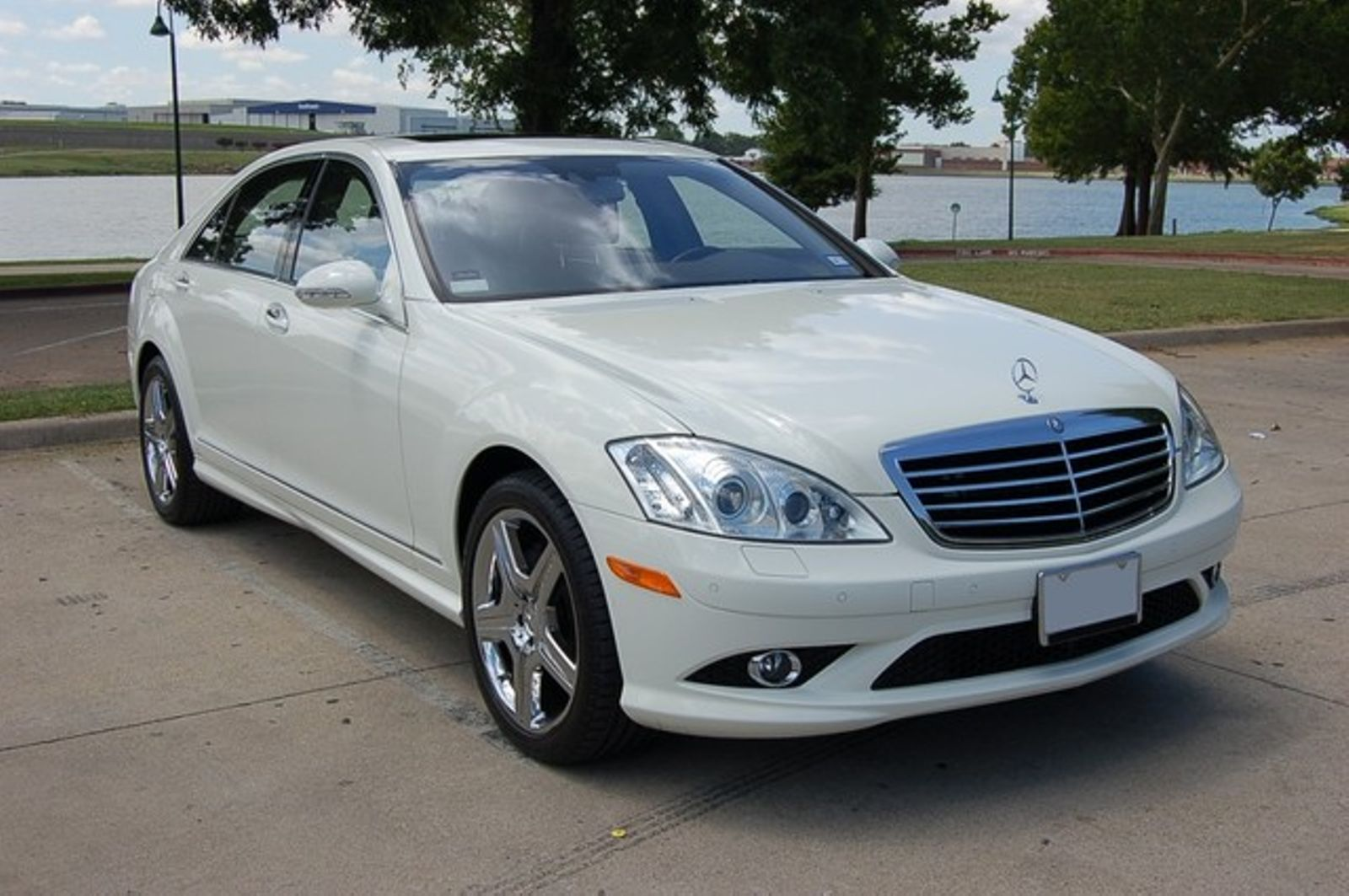 2008 mercedes benz s550 certified pre owned only 12k miles for Mercedes benz laredo tx