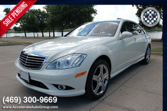 2008 Mercedes-Benz S550 CERTIFIED PRE-OWNED ONLY 9,100 MILES in Garland