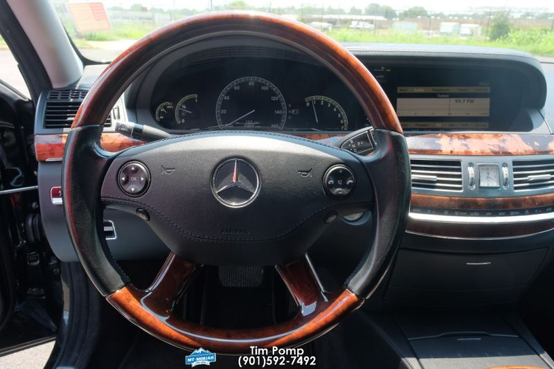 ... 2008 Mercedes Benz S550 AMG SPORT PACKAGE In Memphis, Tennessee ...