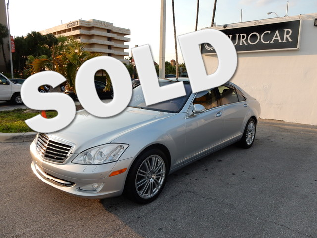2008 Mercedes S550 55L V8 LEATHER NAVIGATION  GPS  NAVI and SUNROOF  MOONROOF Sand Na