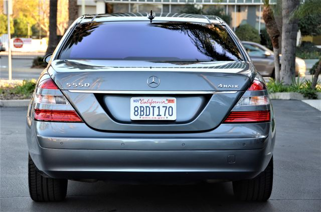 2008 Mercedes-Benz S550 5.5L V8 Reseda, CA 15